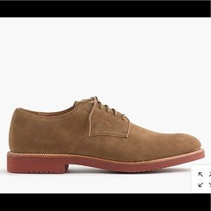 J. Crew Kenton Suede Buck Shoes Sz 8.5